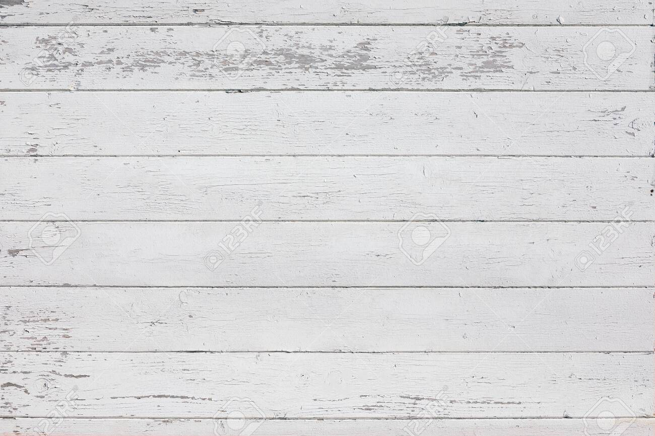 Wooden planks texture. Shabby chic background. - 145350440