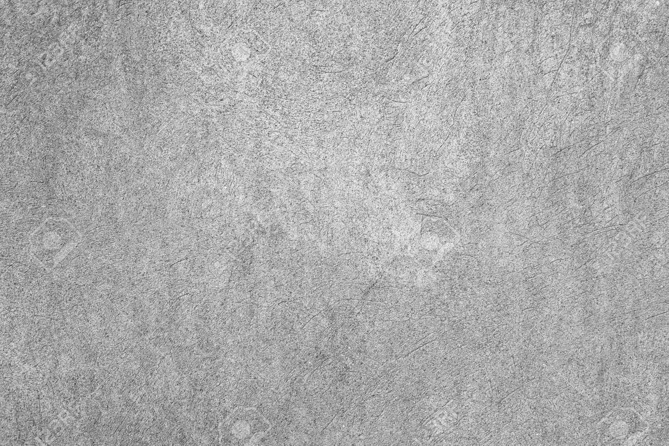 Texture of old gray concrete wall for background. - 163885479