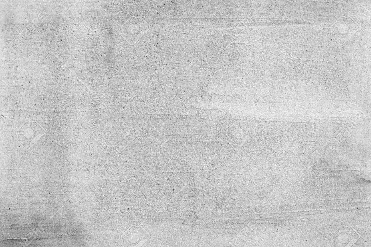 Texture of old gray concrete wall for background. - 163964287