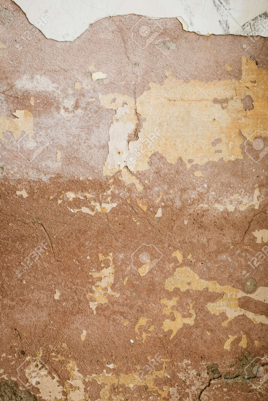 Weathered grunge background. Old wall texture. - 164585642
