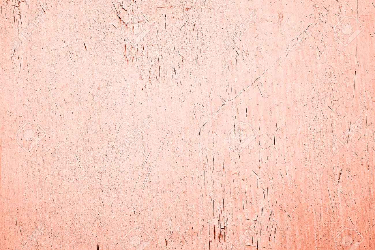 Abstract pink background. Metal scratched, painted texture. - 164895677