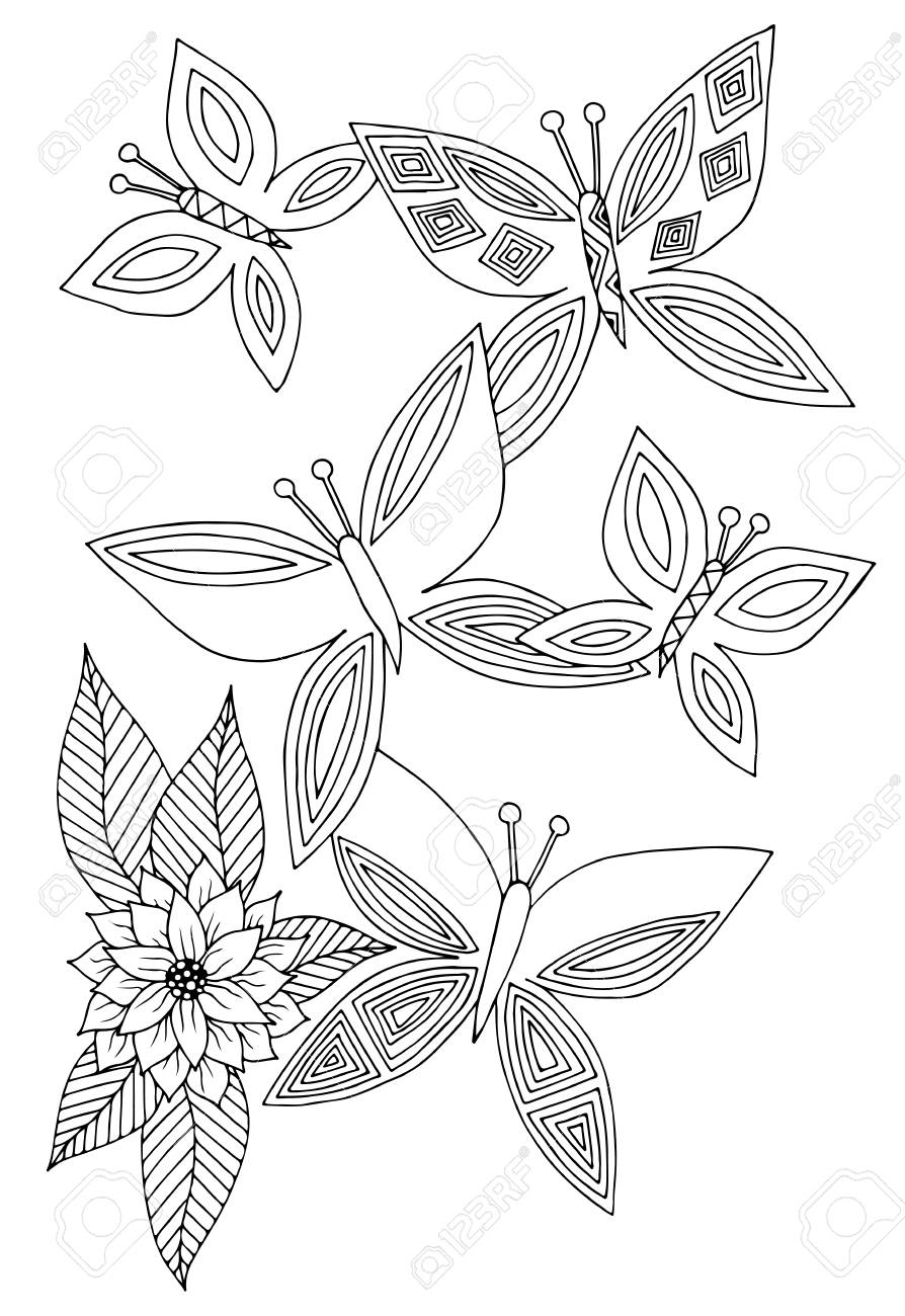 Famoso Páginas De Colorear De Belleza Negra Molde - Dibujos Para ...