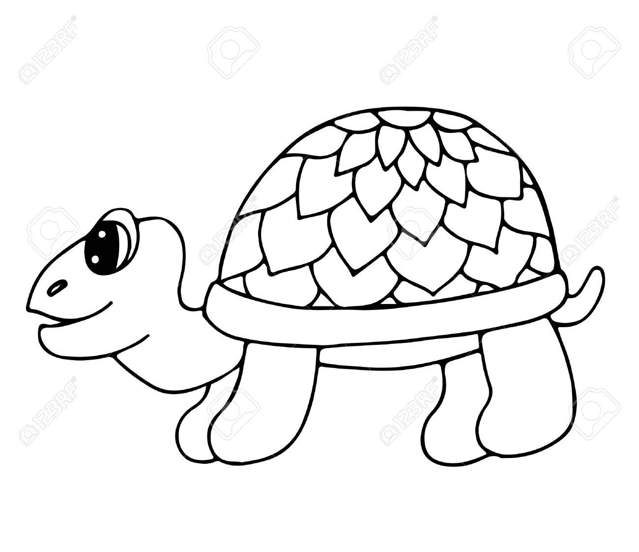 Fantastisch Druckbare Malvorlagen Schildkröten Galerie - Beispiel ...