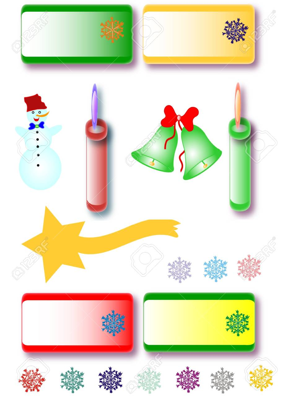 Christmas motive, place for text Stock Photo - 6025901