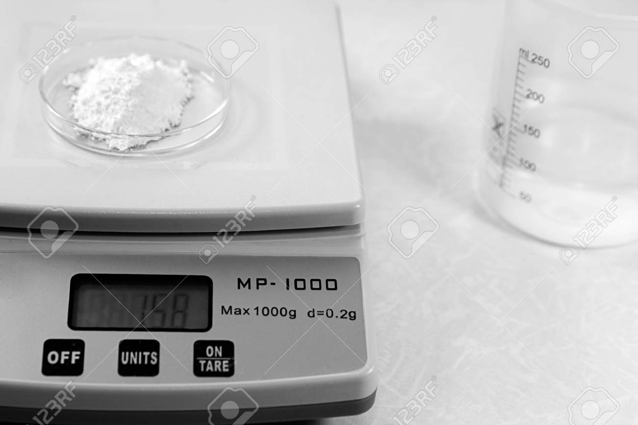 Electronic chemical scales - 8964838