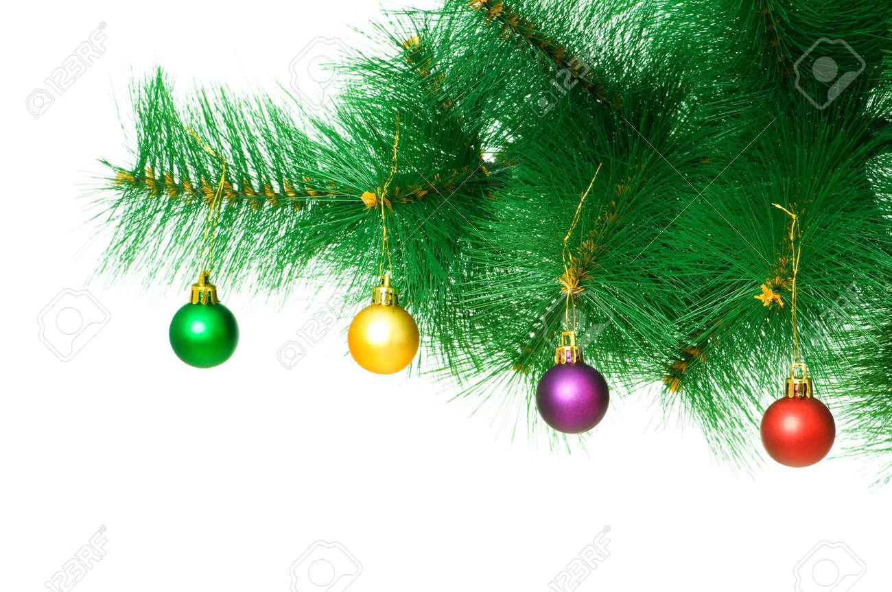 Christmas decoration on the tree Stock Photo - 5778603