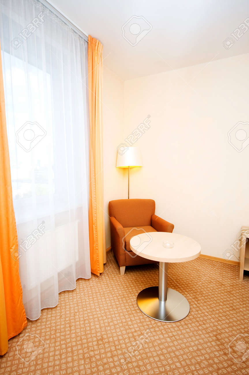 Interior of the hotel room Stock Photo - 5963114