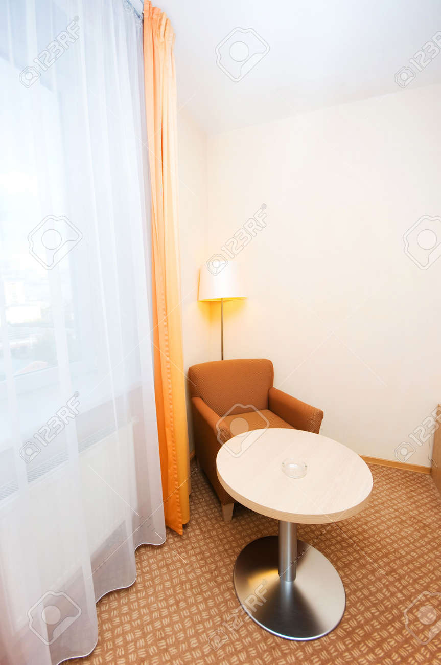 Interior of the hotel room Stock Photo - 5977289