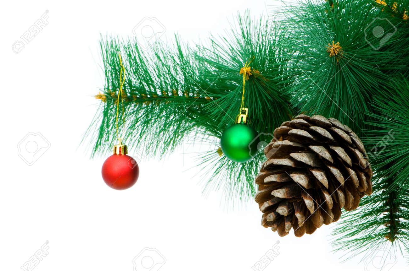 Christmas decoration on the tree Stock Photo - 7546253