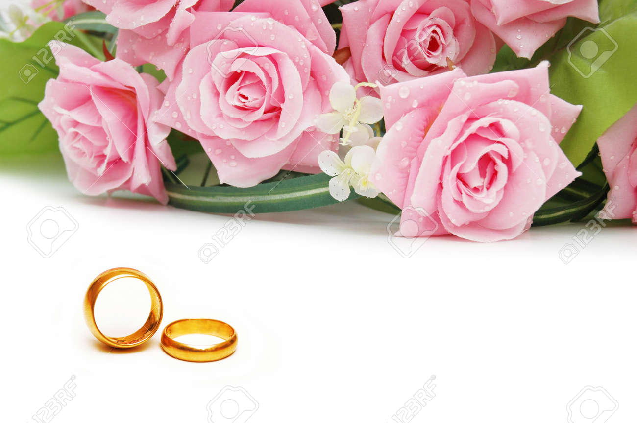 Wedding Rings Pictures: wedding flower ring
