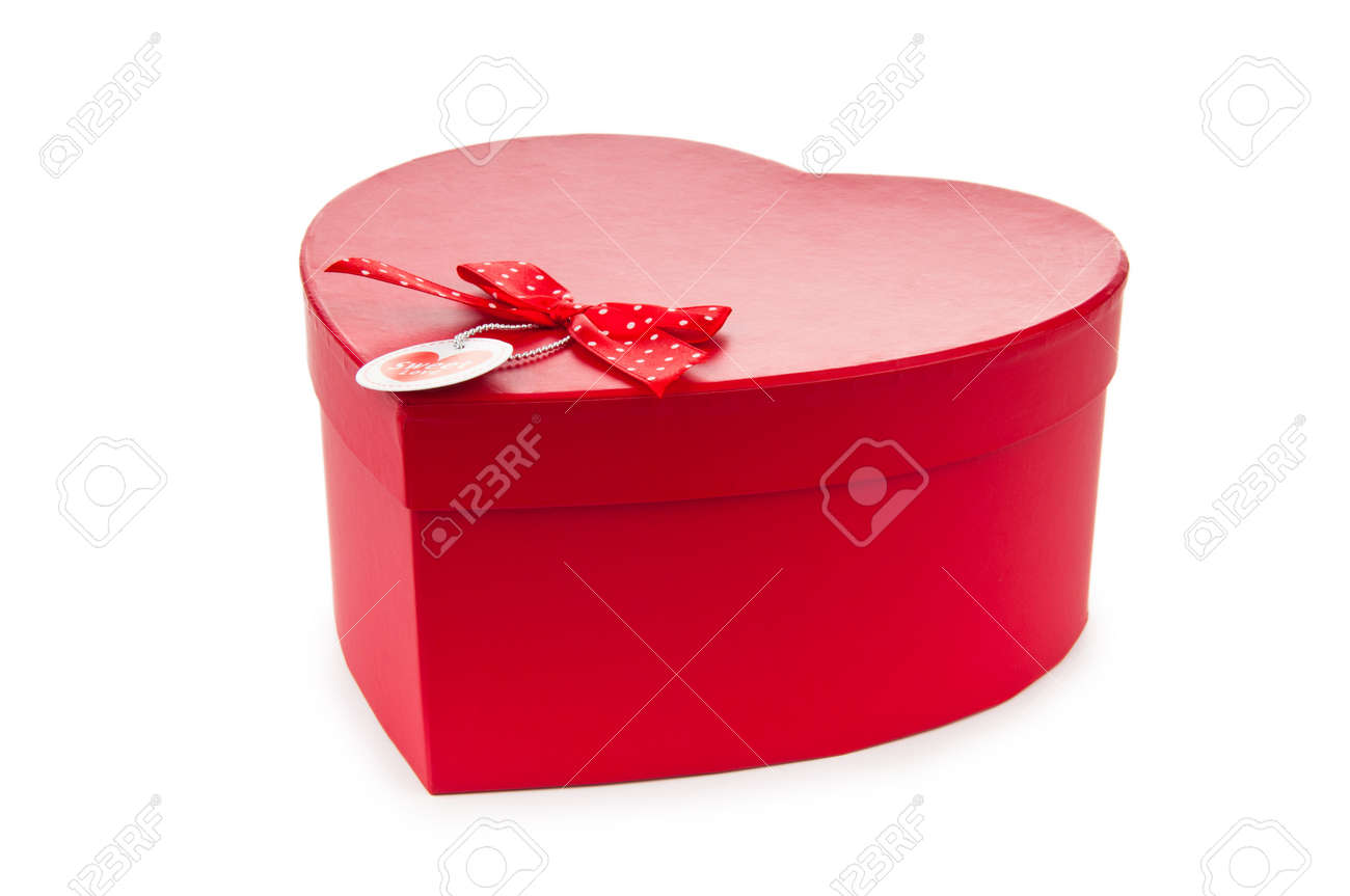 Giftboxes isolated on the white Stock Photo - 10370745