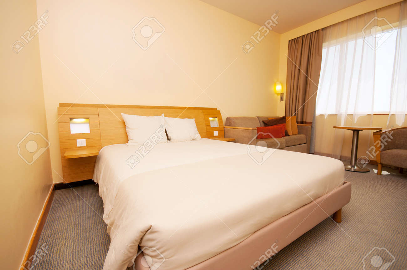 Comfortable room in the hotel Stock Photo - 11117707