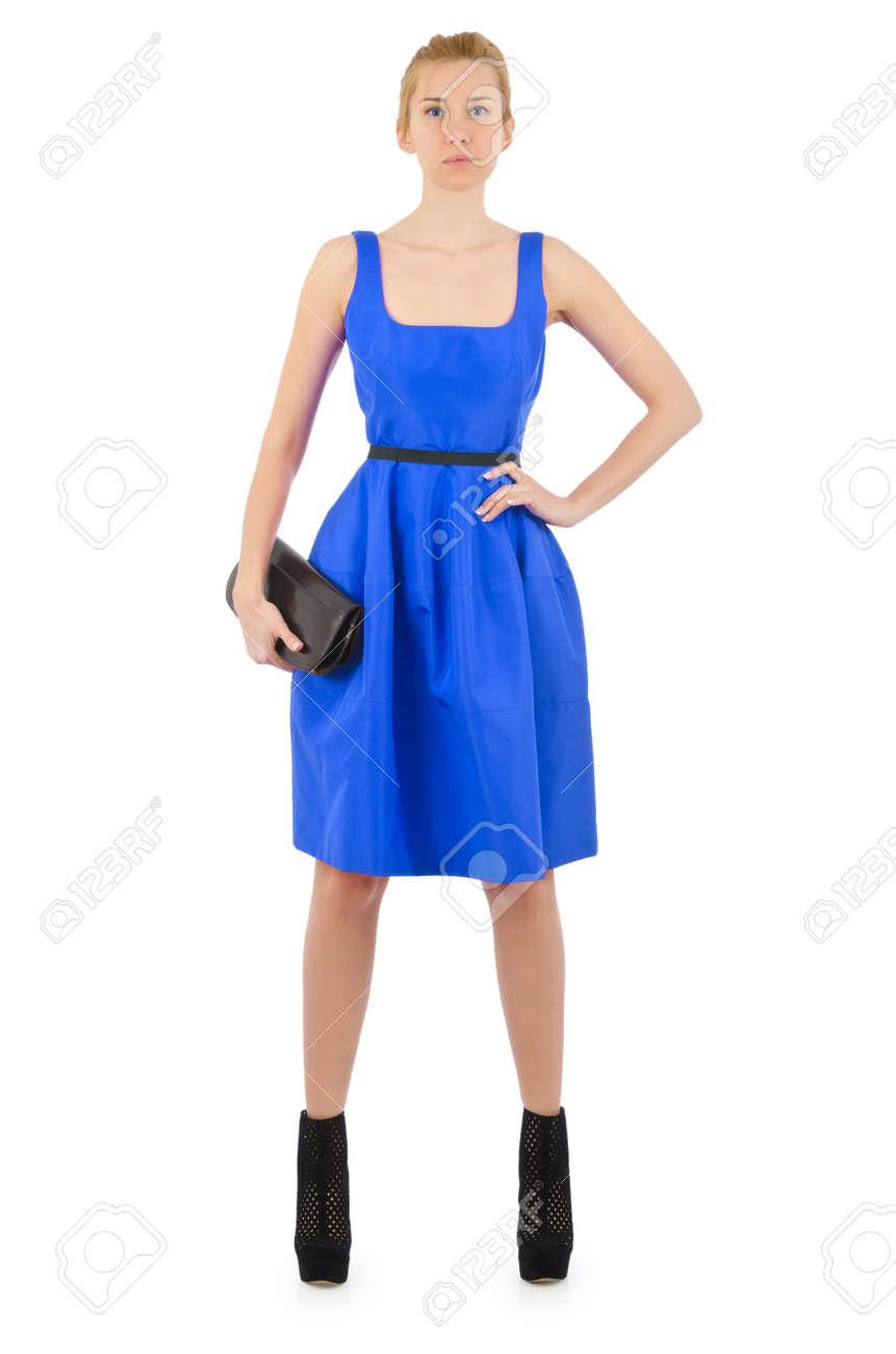 Attractive model in fashion concept Stock Photo - 16283039