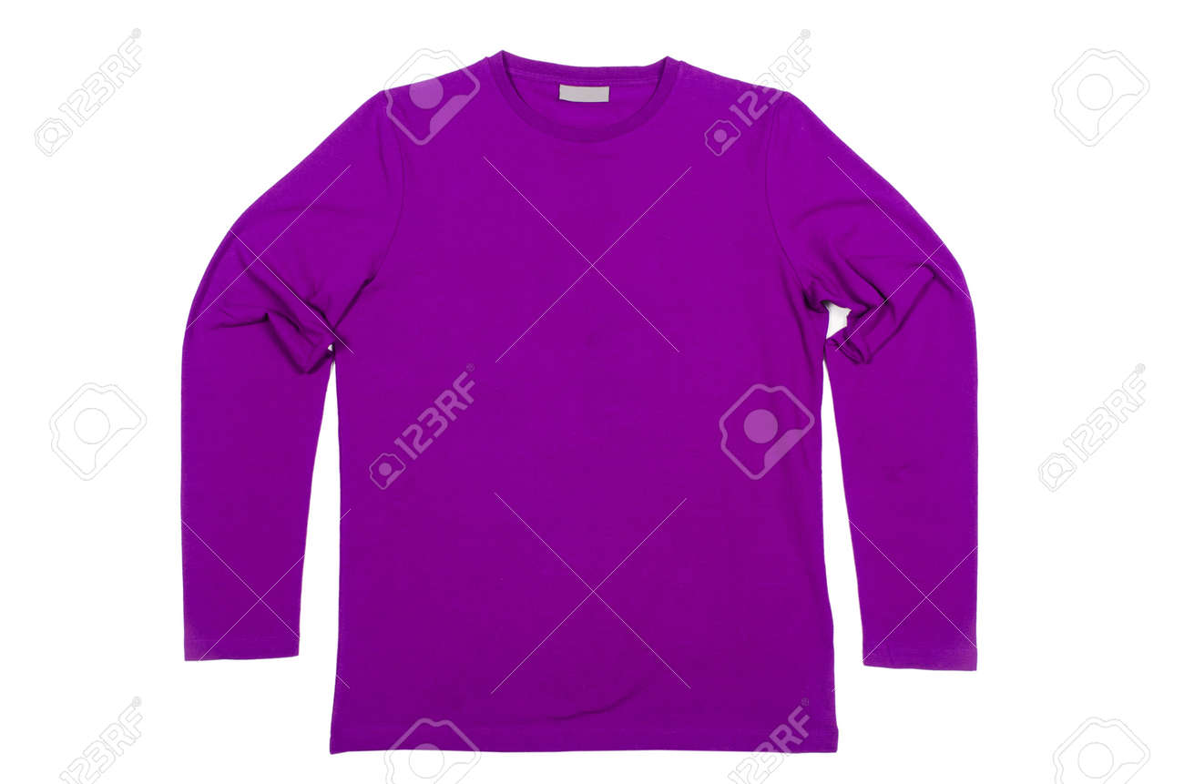Male sweater isolated on the white Stock Photo - 18614868