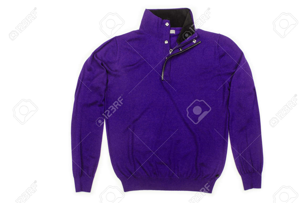 Male coat isolated on the white Stock Photo - 19012982