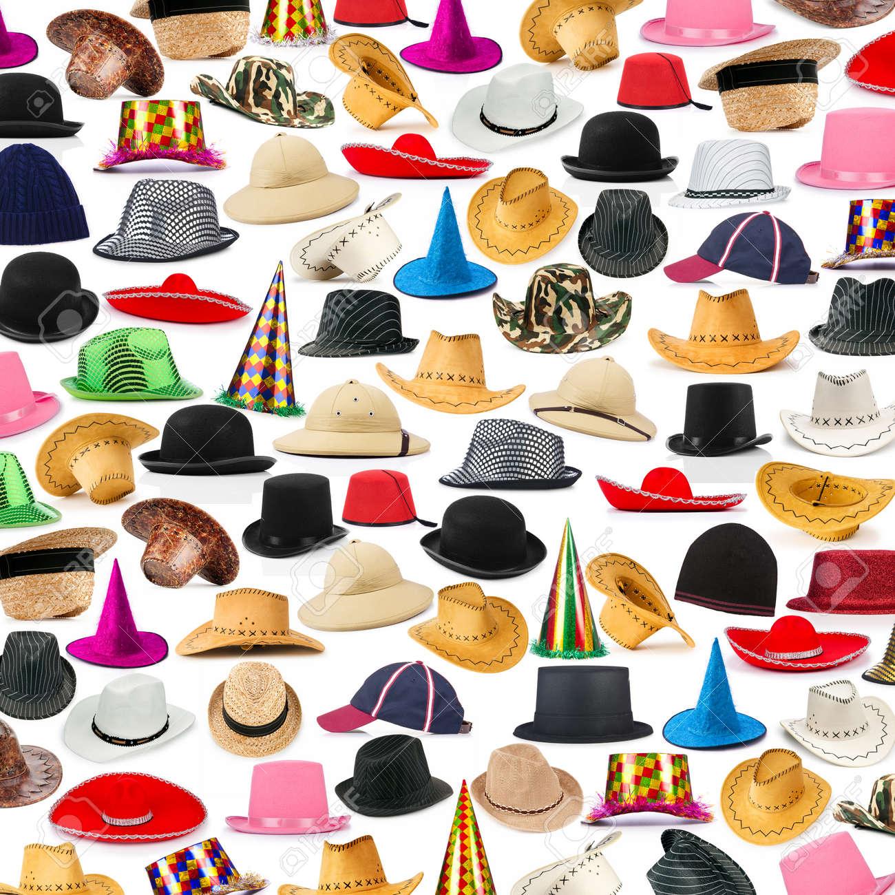 Many hats Stock Photo - 37451101