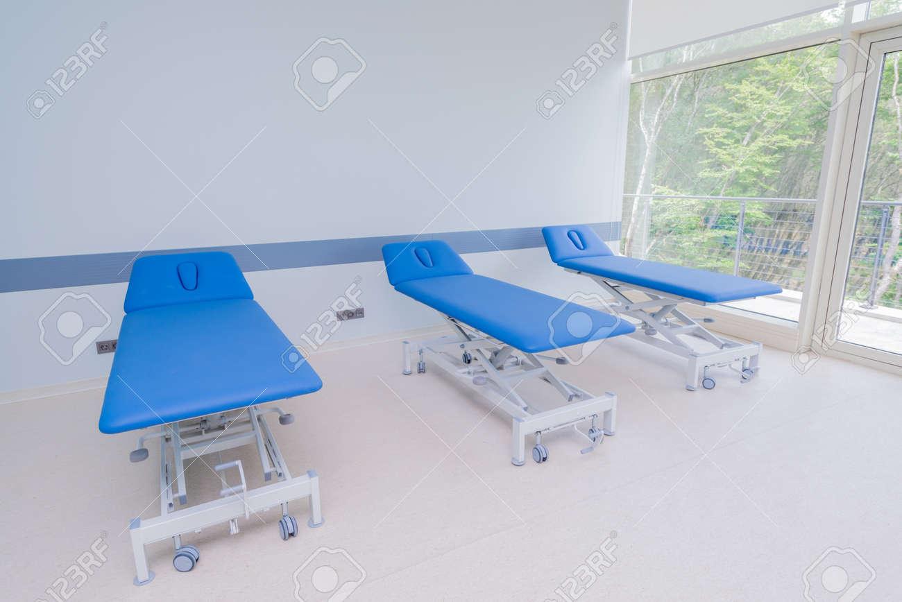 Chambre à L\'hôpital Moderne Banque D\'Images Et Photos Libres De ...