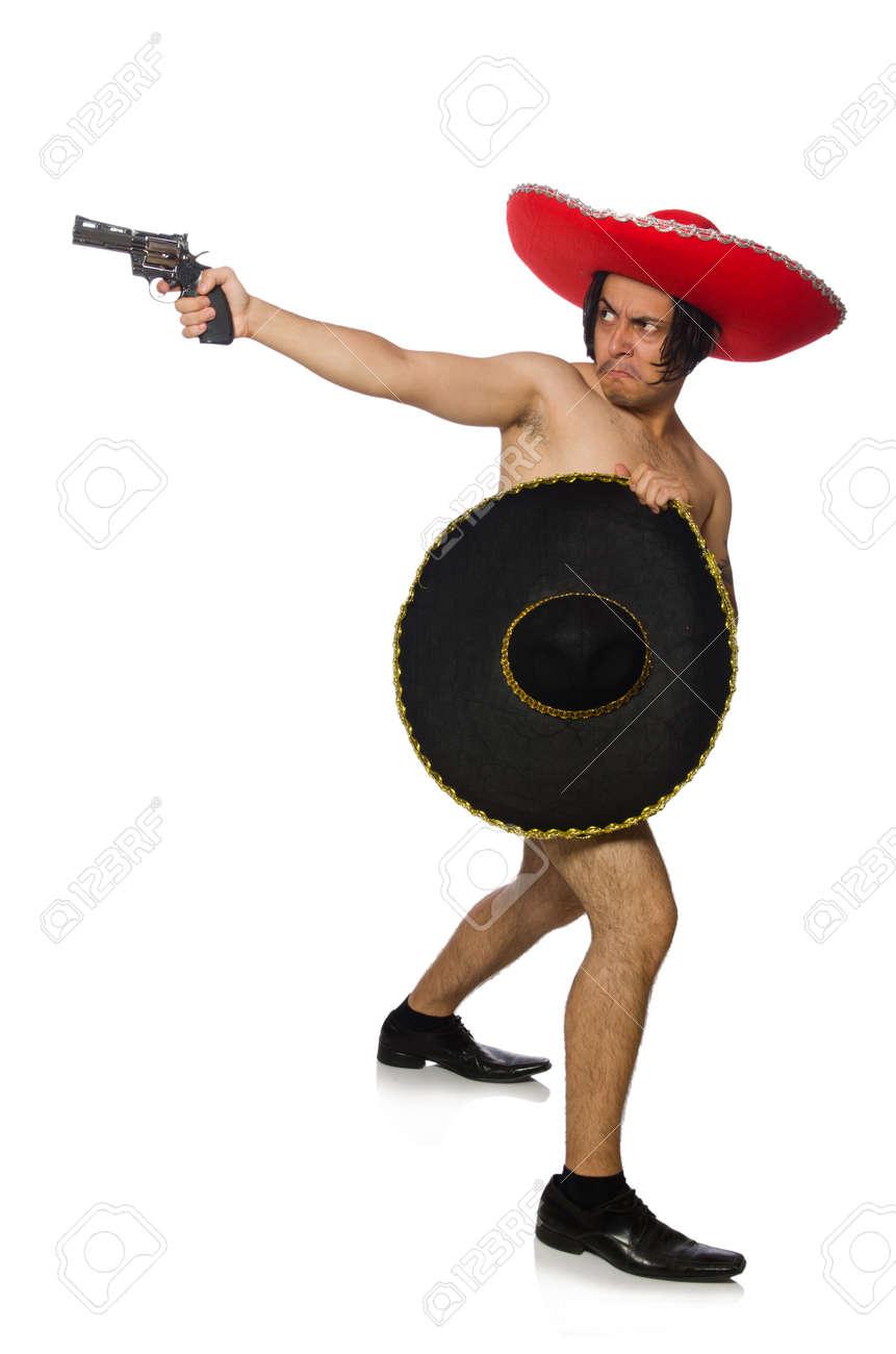Pleased naked mexican man yurman petite