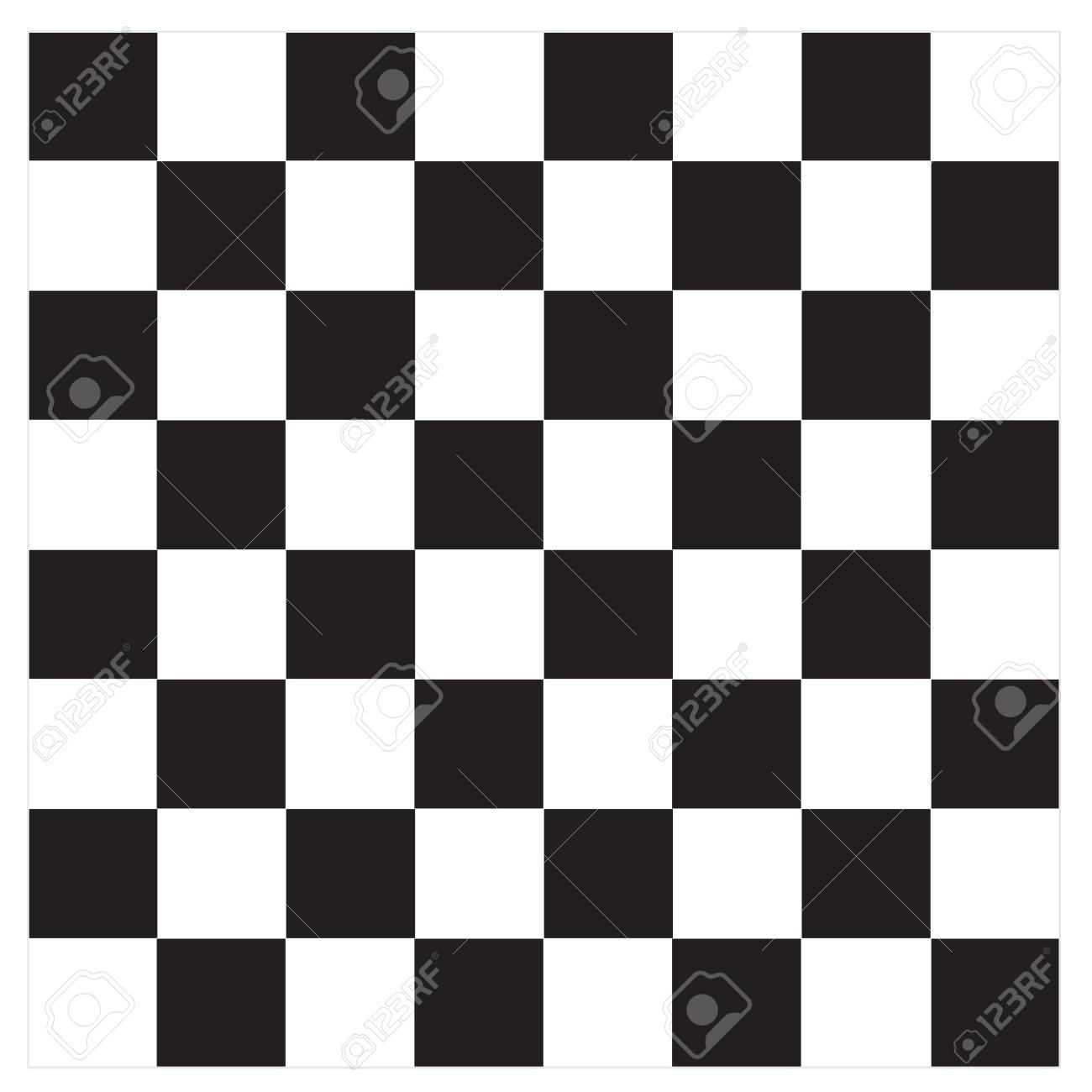 Vector Modern Empty Chess Board Background Ready Layout For Royalty Free Cliparts Vectors And Stock Illustration Image 98516747