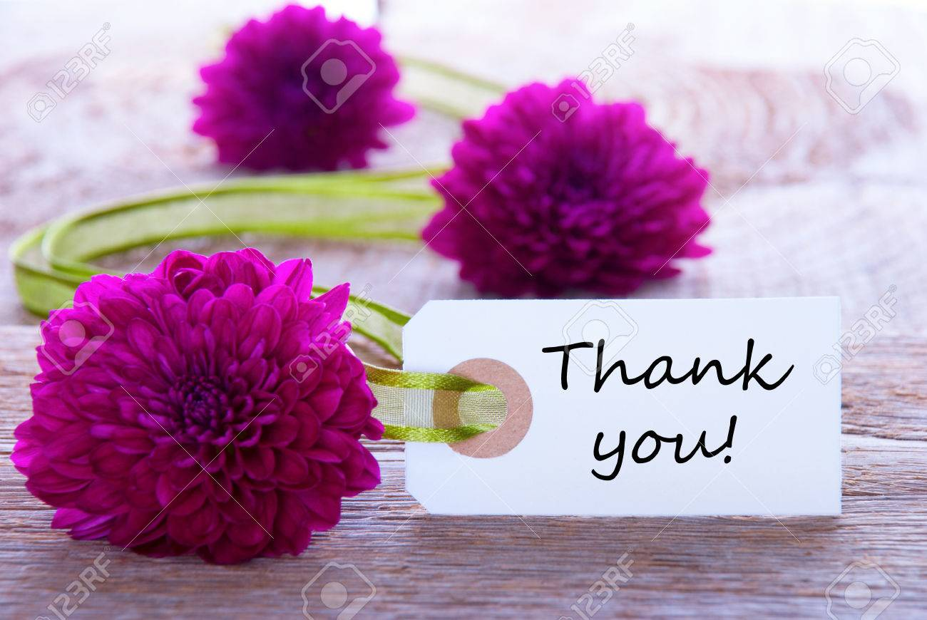 25422308-Label-with-Thank-You-and-Purple-Flowers-and-Green-Ribbon-Stock-Photo.jpg
