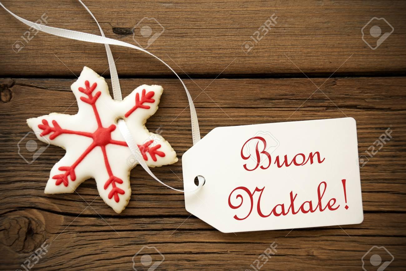 Buon Natale Que Significa.Immagini Stock Buon Natale Che E Italiana E Significa Buon Natale