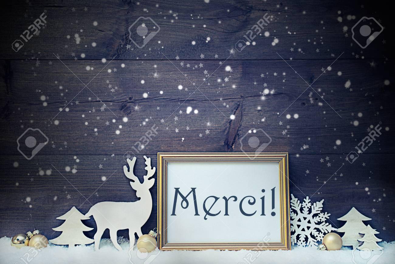 Tarjeta De Navidad De La Vendimia Con El Marco En Blanco Como La ...