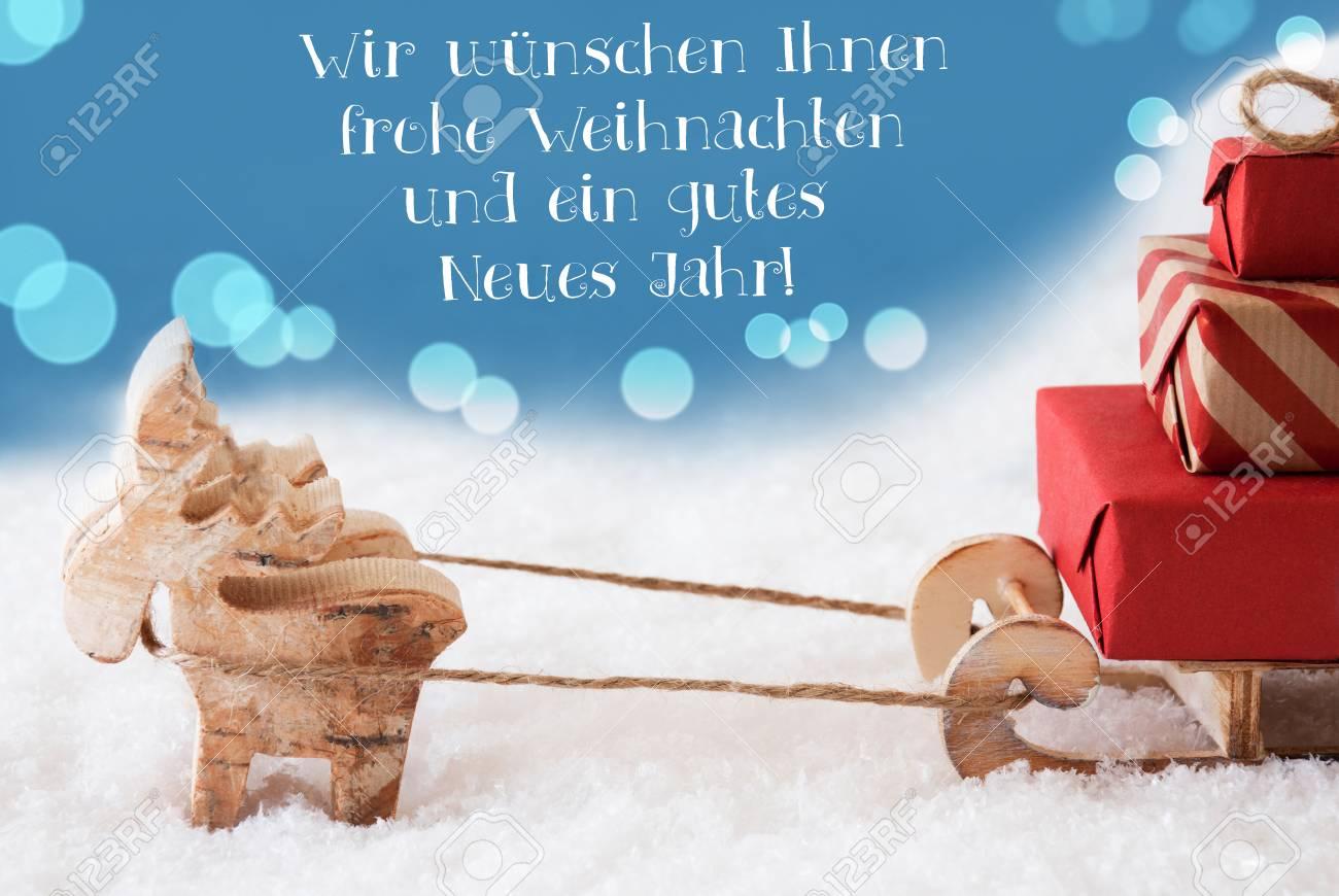 Frohe weihnachten und happy new year