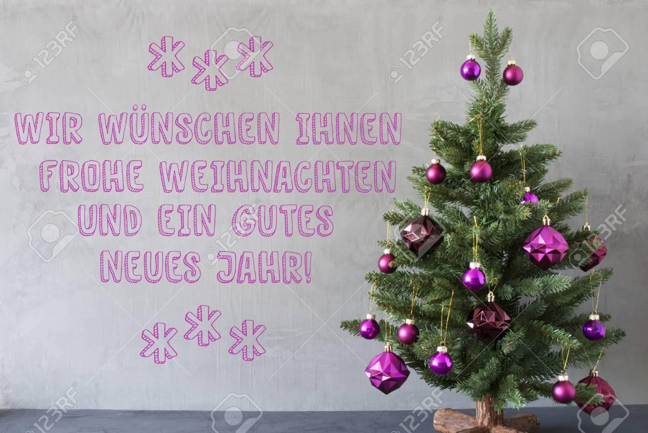 Frohe Weihnachten Und Ein Neues Jahr.German Text Frohe Weihnachten Und Gutes Neues Jahr Means Merry