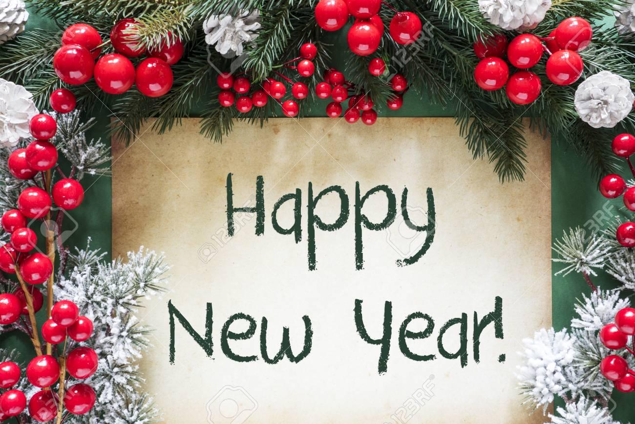 Happy New Year English 14