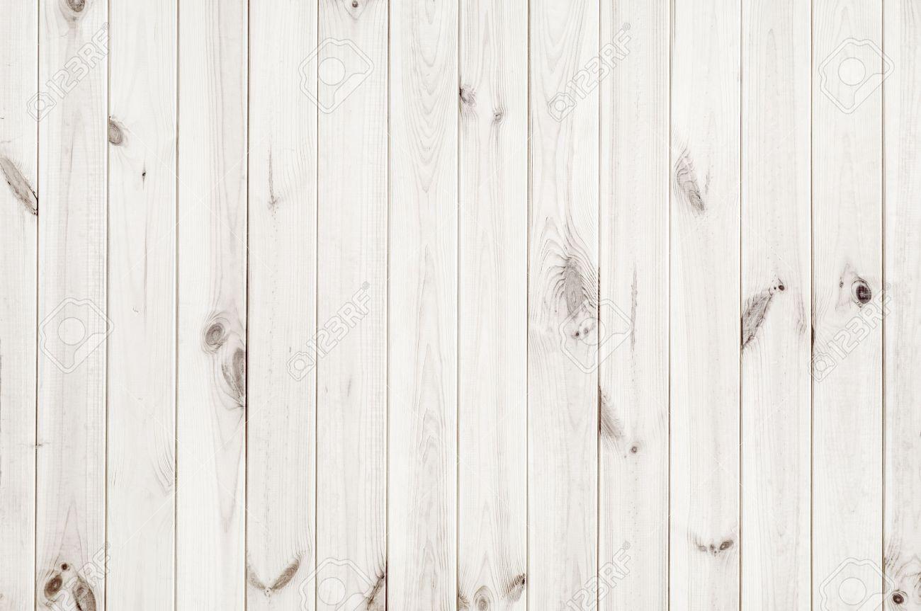 white wood texture background Stock Photo - 34787827