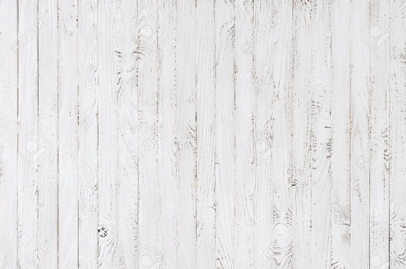 white wooden plank texture, light natural background - 66706244
