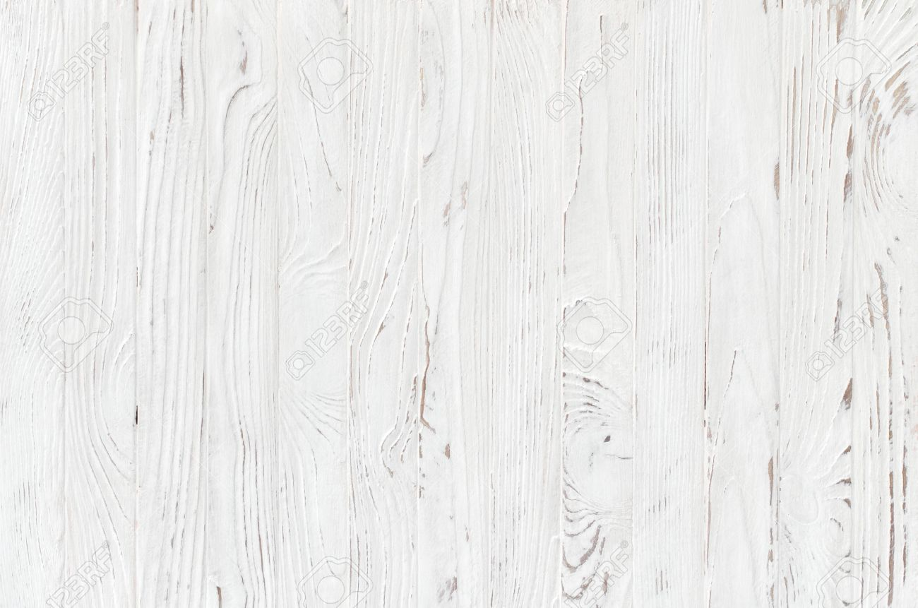 white wooden plank texture, light rustic background - 71375164