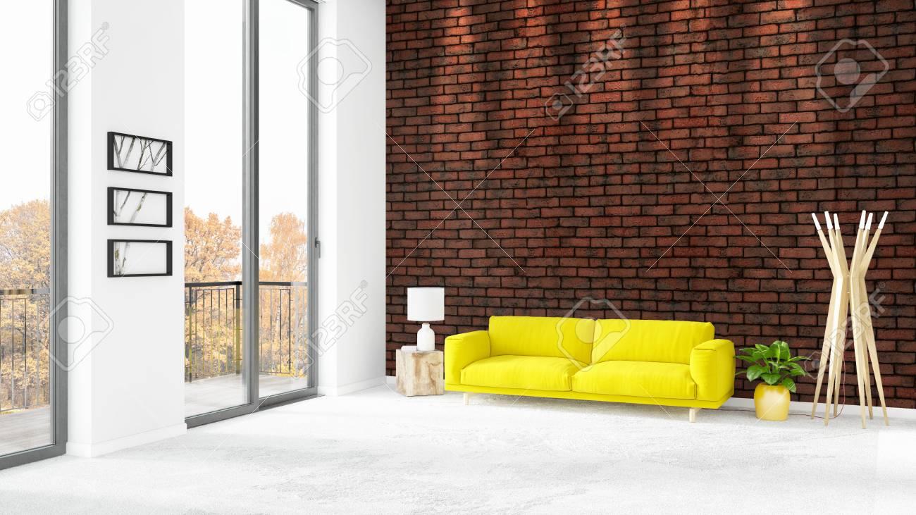 marque nouvelle conception d'intérieur de style minimaliste chambre