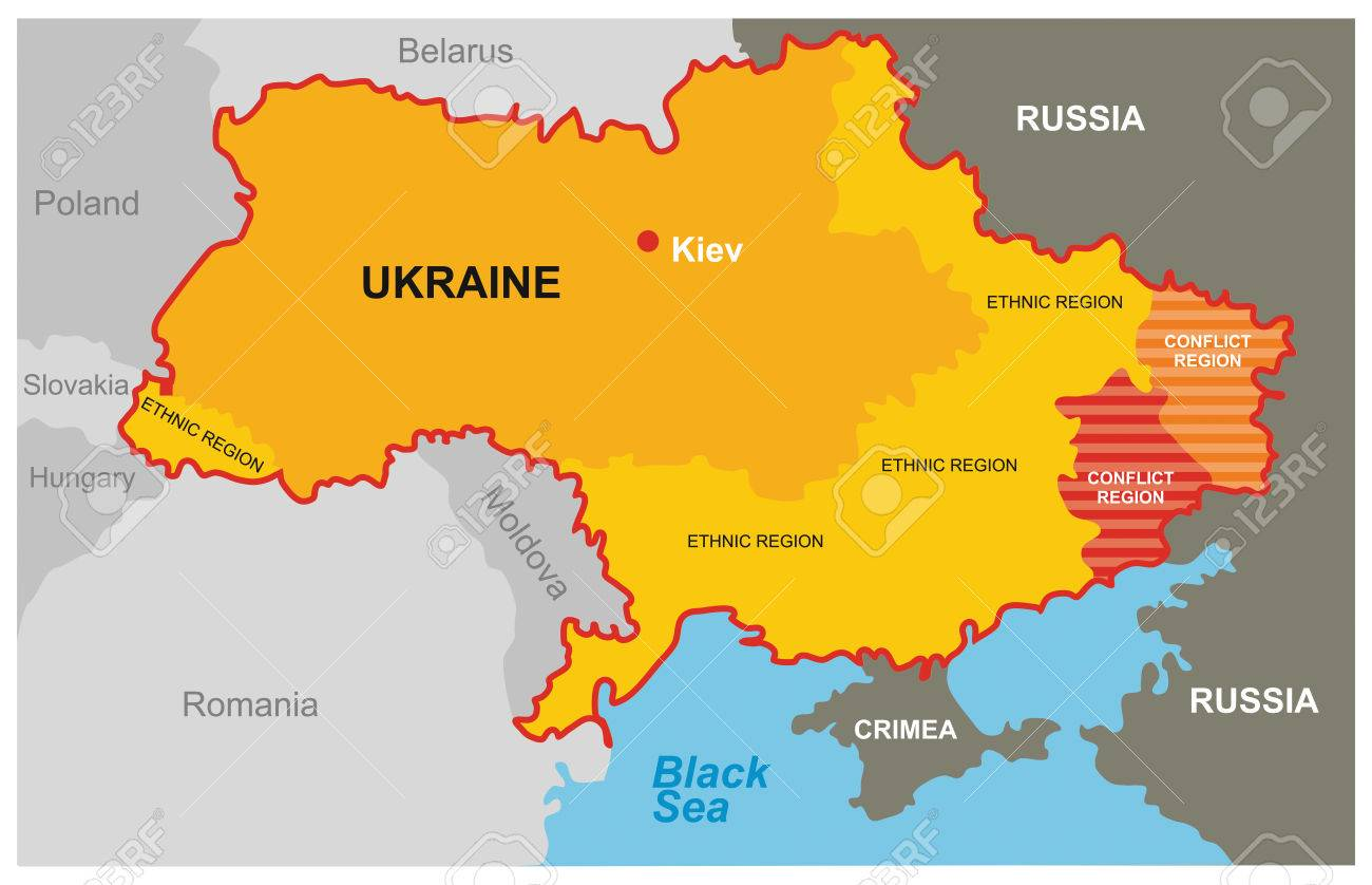 A divided Ukraine - map of the conflict region and the ethnic.. on ukraine historical map, ukraine ethnic division, ukraine map crimea, odessa ukraine map, ukraine population density map, ukraine map interactive, 2014 ukraine map, ukraine demographic map, ukraine world map, ukraine 1914 map, ukraine regions map, ukraine west russia, ukraine flag, ukraine language map, eastern europe ukraine russia map, ukraine protests, ukraine division map, conflict in ukraine map, kharkov ukraine map,