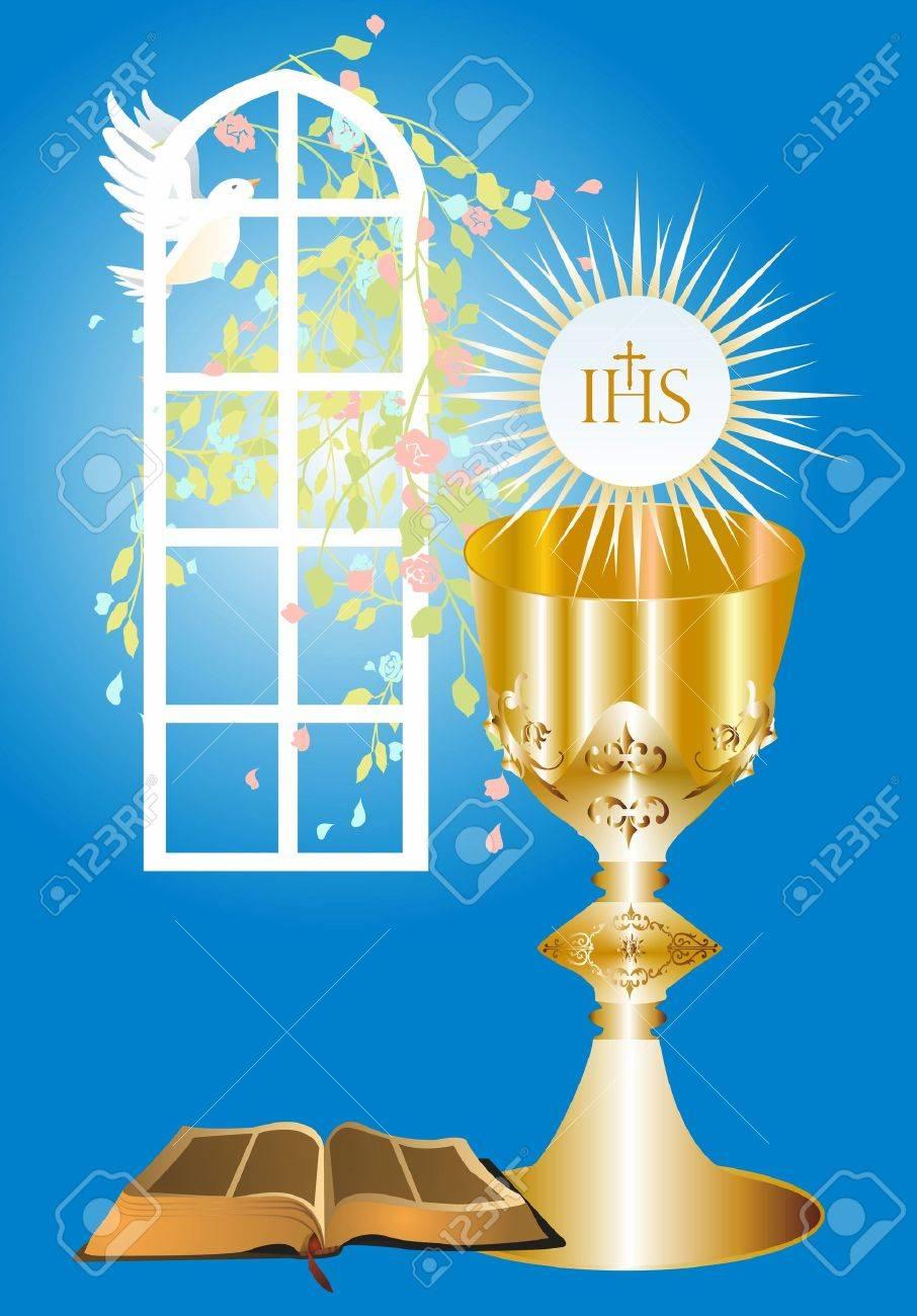 first communion, - 26591892