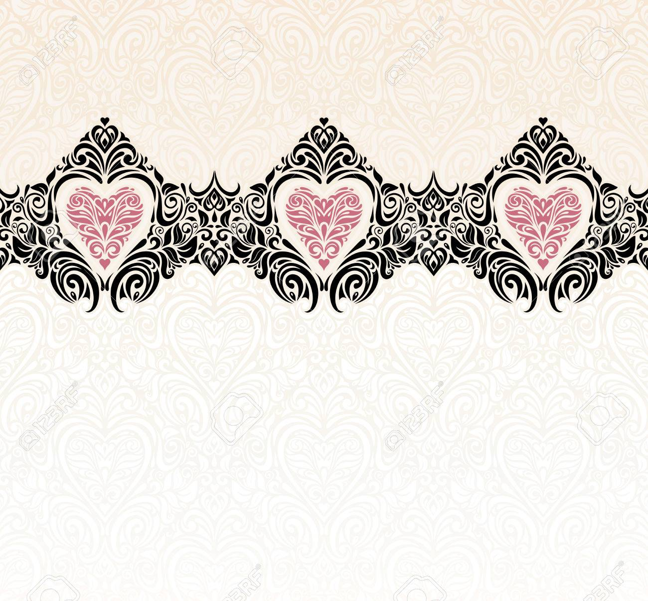 vintage wedding ecru black modern invitation wallpaper background royalty free cliparts vectors and stock illustration image 36480589 vintage wedding ecru black modern invitation wallpaper background