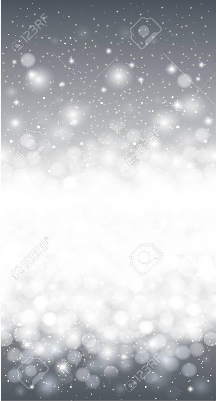 Silver shiny winter christmas snowflake invitation card background silver shiny winter christmas snowflake invitation card background design stock vector 50497017 stopboris Choice Image