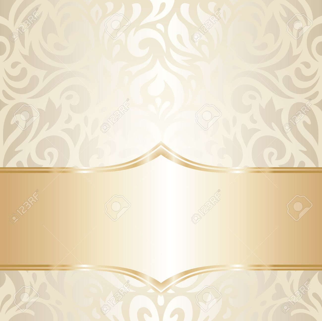gorgeous golden floral wedding vintage wallpaper background design royalty free cliparts vectors and stock illustration image 53426371 gorgeous golden floral wedding vintage wallpaper background design