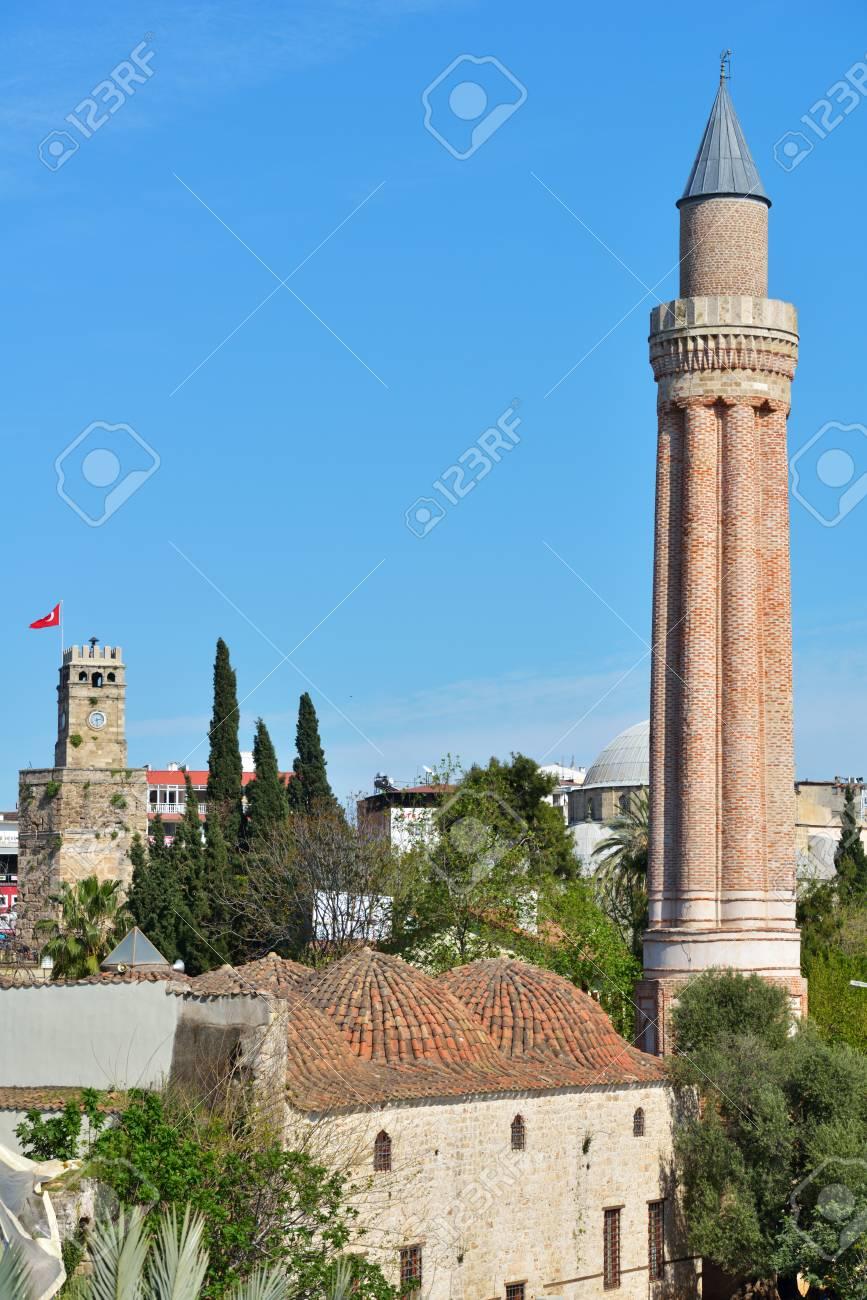 Mosques Antalya Turkey Stock Photo Antalya Turkey