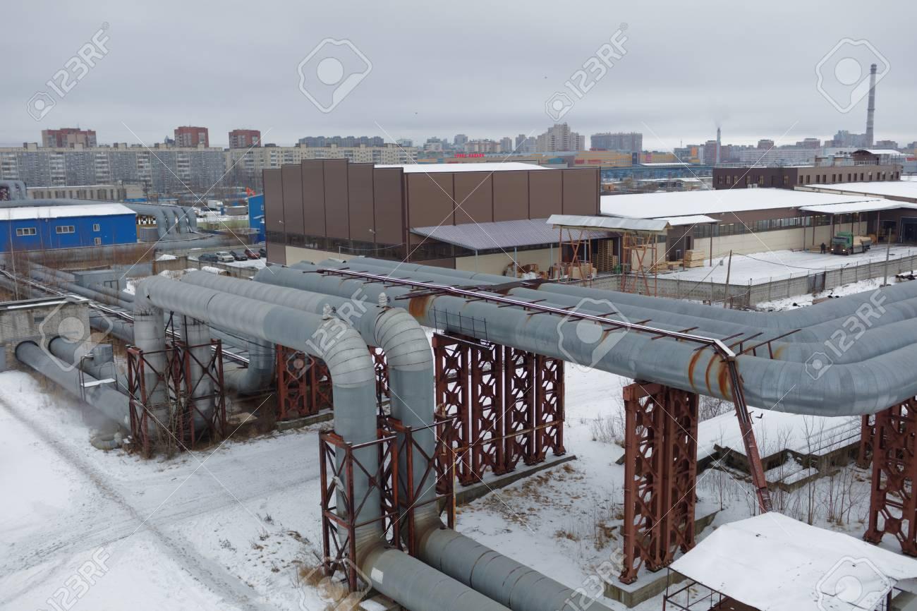 St. Petersburg, Russland - 16. Dezember 2016: Outgoing ...