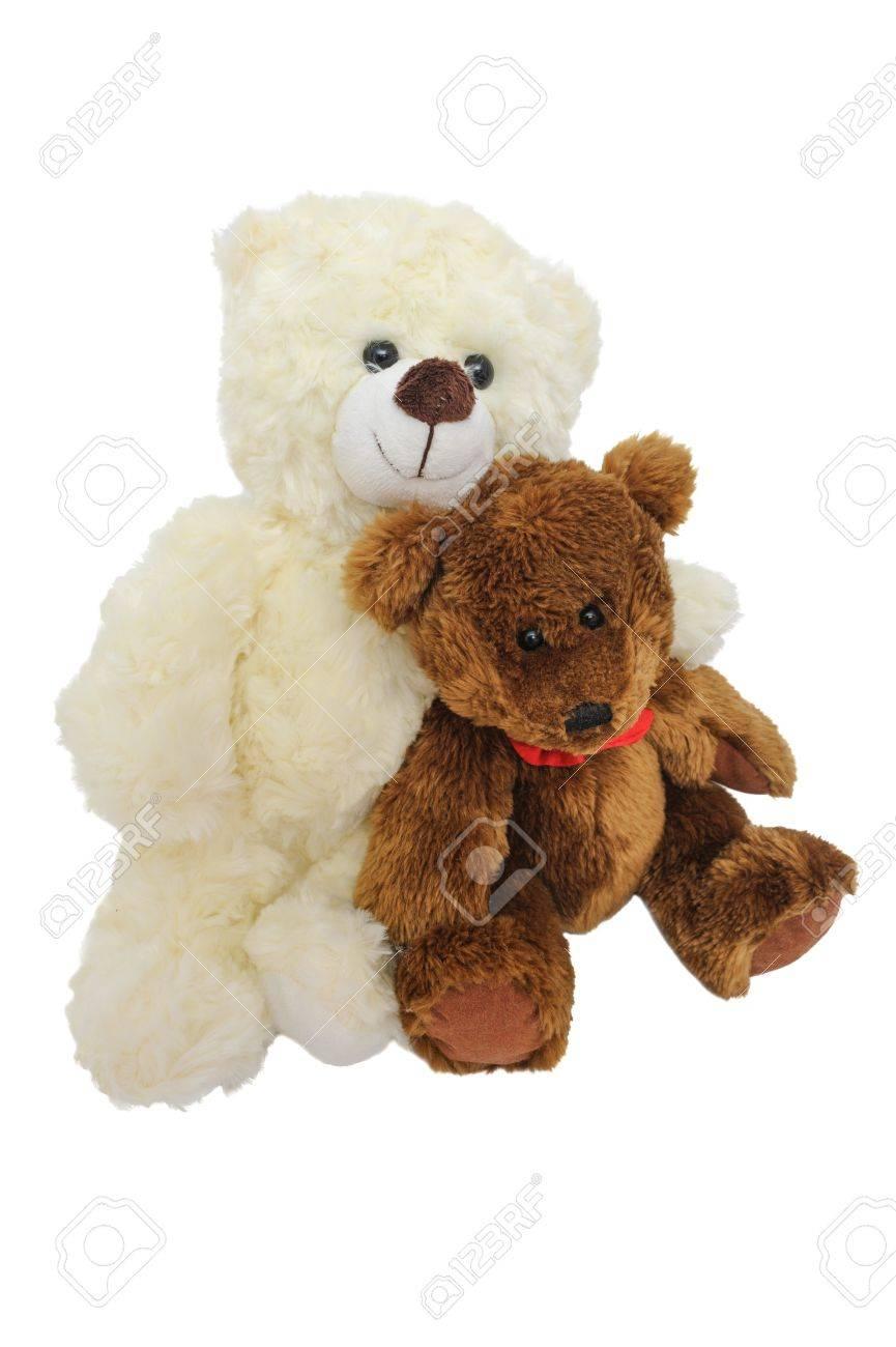 banque dimages ours de nounours blanc clins petit ours en peluche brun - Petit Nounours