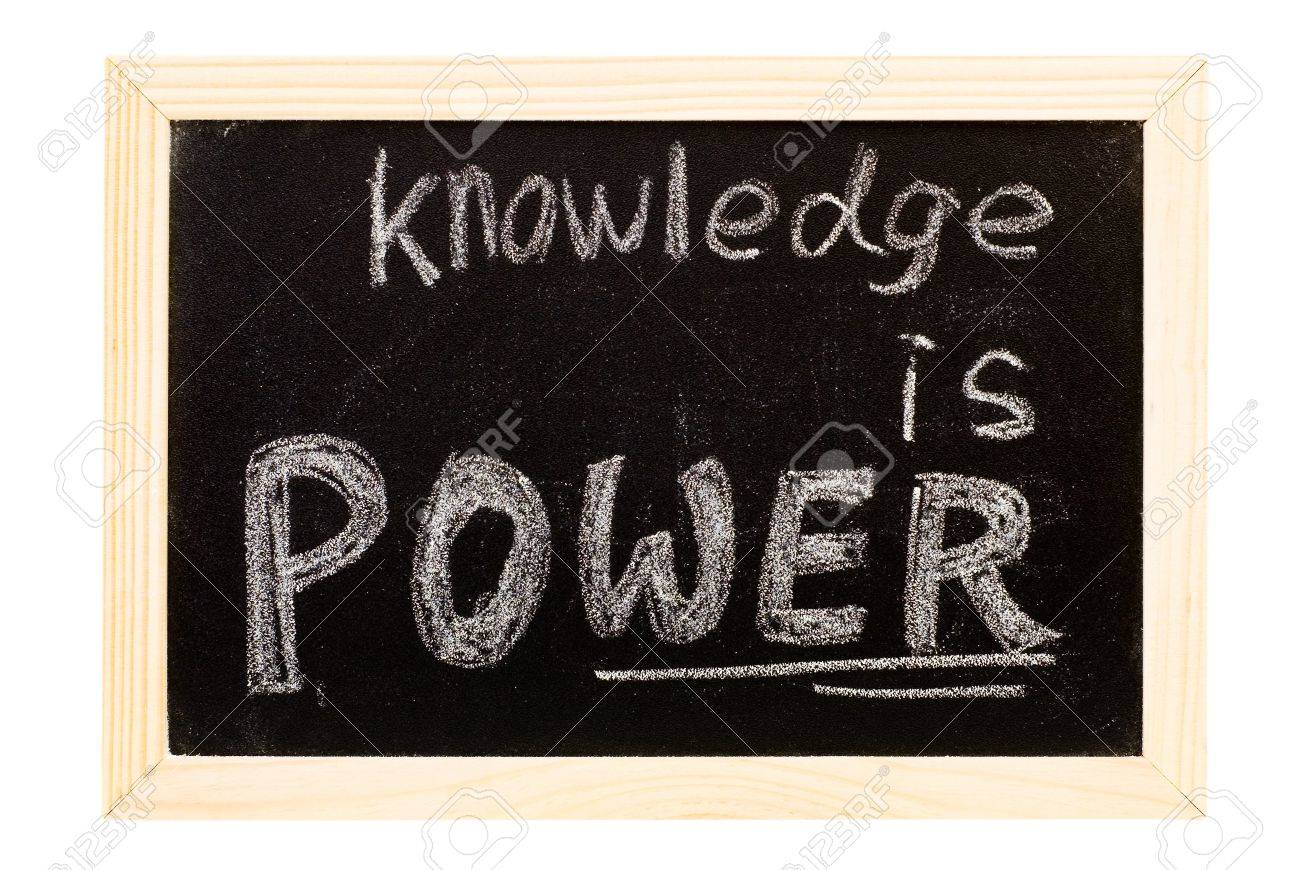 Knowledge is Power Pics Knowledge is Power