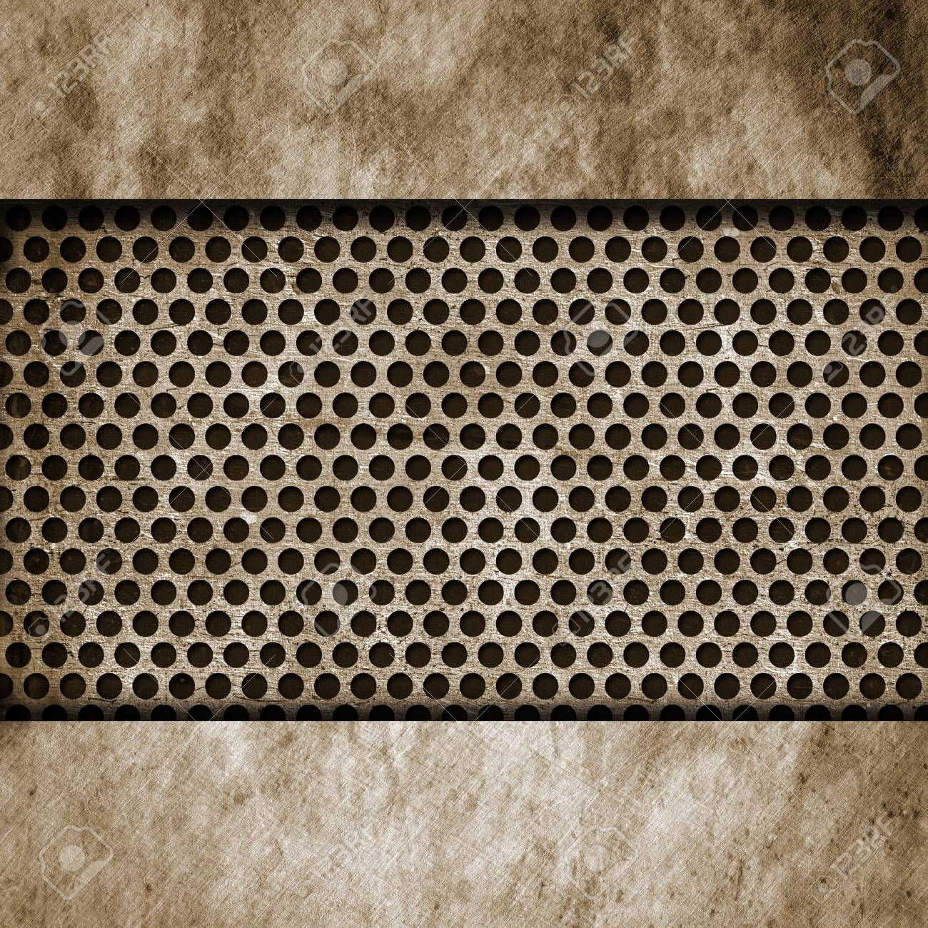 Metal textured background with copyspace. Stock Photo - 20559664
