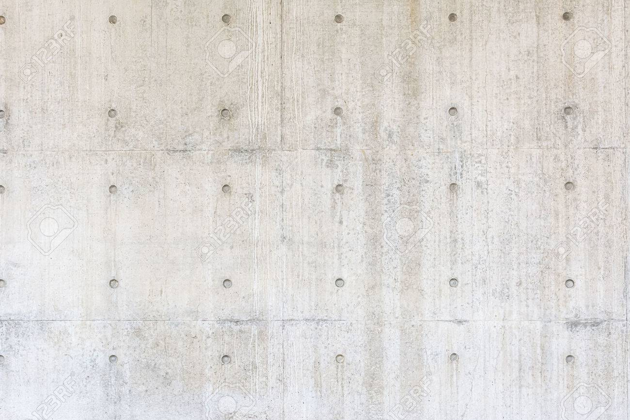 Exposed Concrete wall background with nobody - 61904453