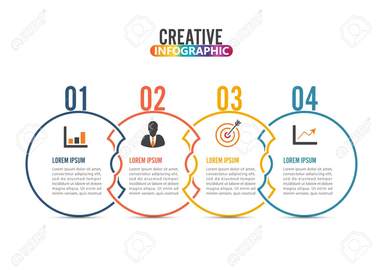 Infographics design vector and marketing icons can be used for workflow on layout poster, layout animation, layout chart, layout icon, layout plan, layout map, layout tools, layout paper, layout sketch,