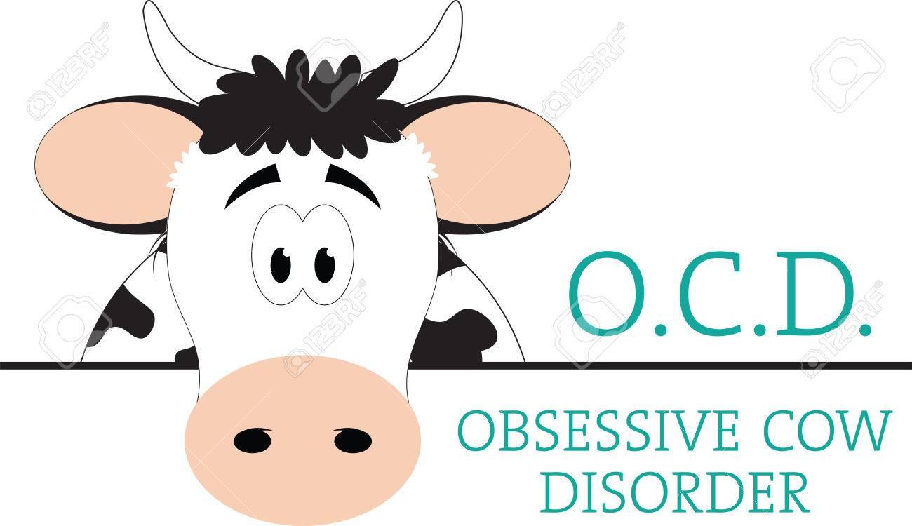 Amante De La Vaca Be Moooed Por Este Diseño Udderly Fresco Por Los ...