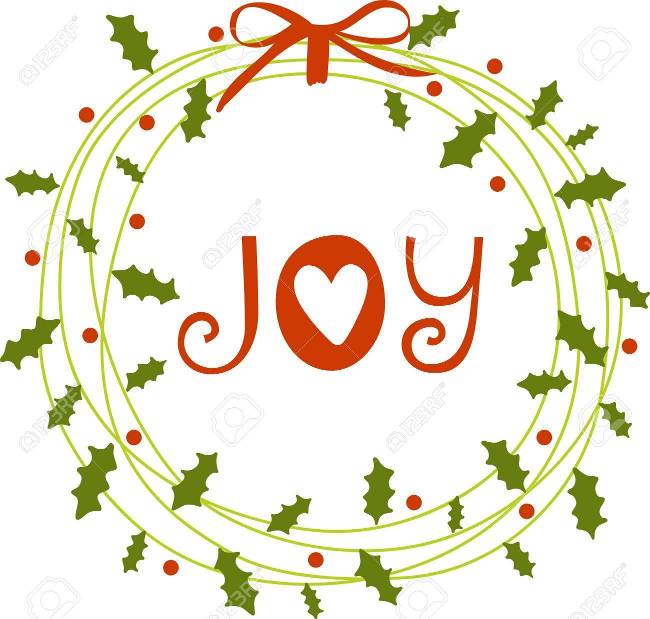 Erhalten Sie Im Weihnachtsgeist Durch Den Strang Einen Schönen Kranz ...