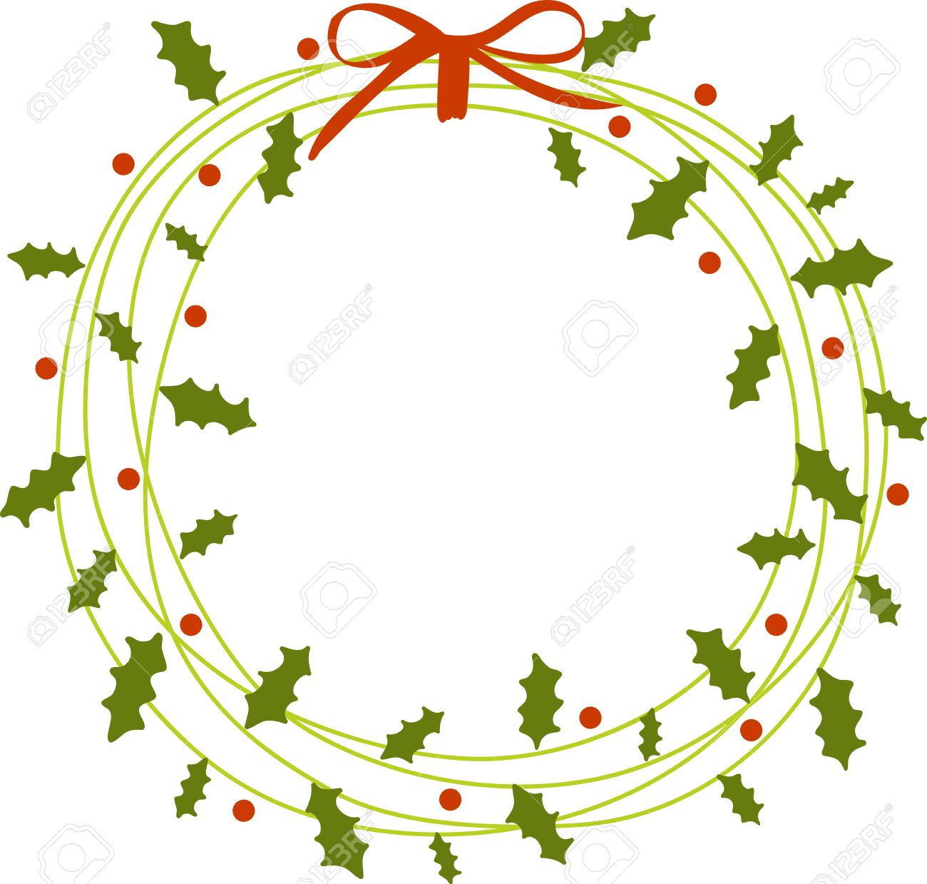 Get In The Christmas Spirit By Hanging A Beautiful Wreath On ...
