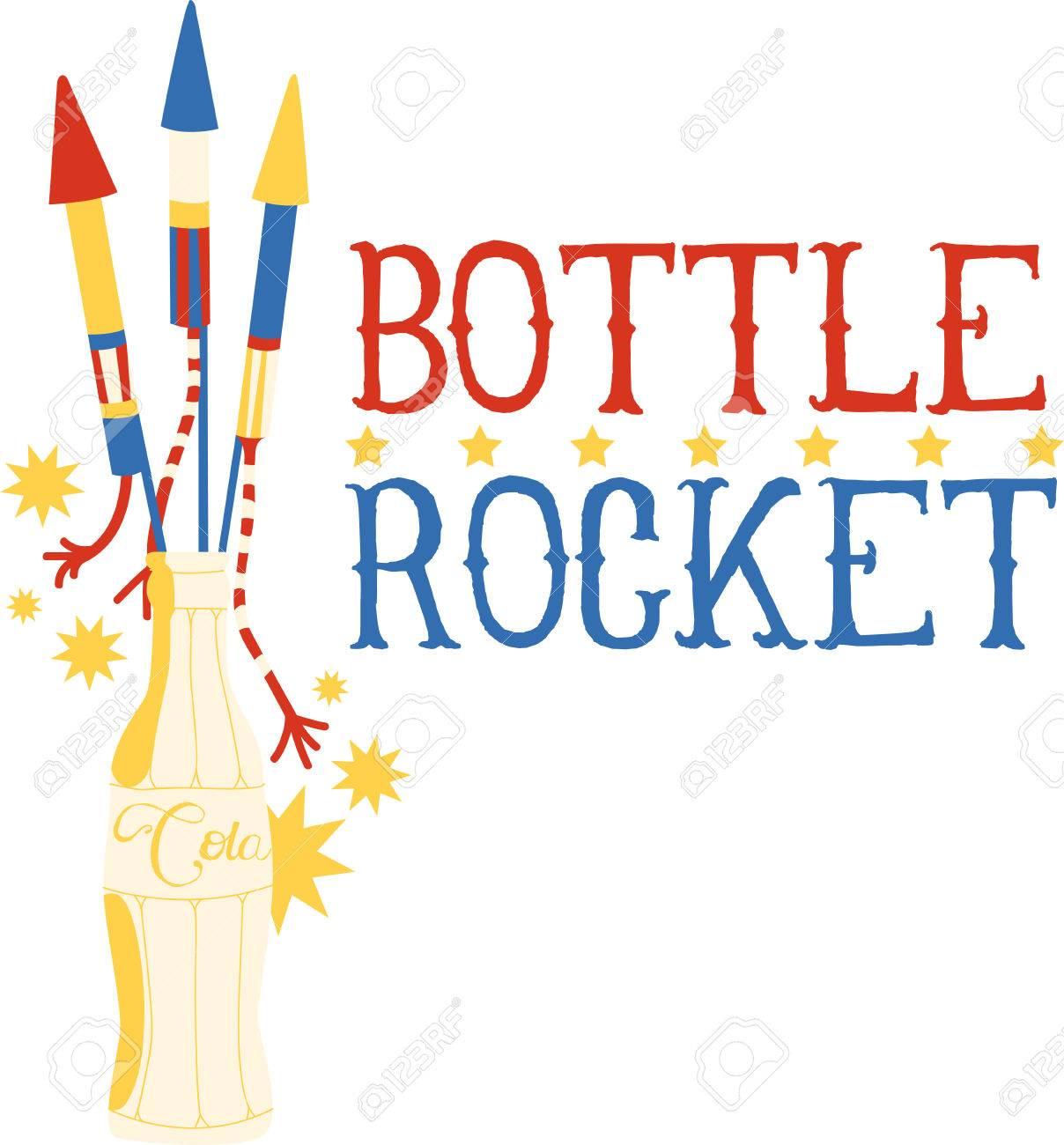 Un Cohete De Botella Puede Ser Divertido Y Fácil De Hacer. Disfrute ...