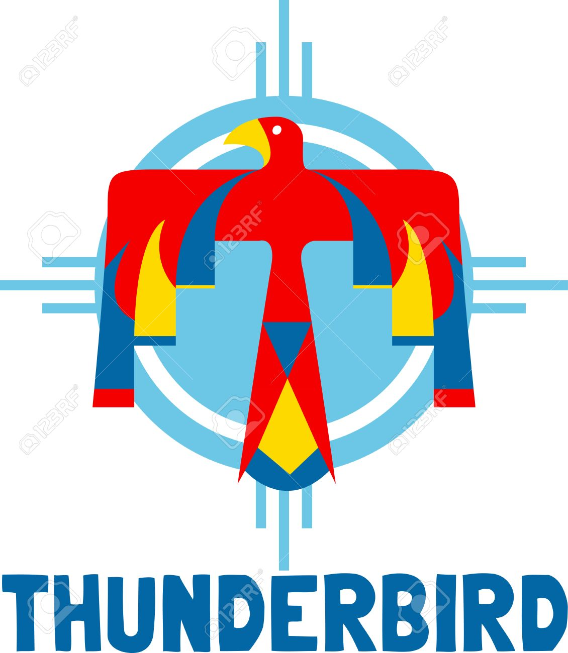 Discover The Secret Meaning Of This Mysterious Thunderbird Symbol